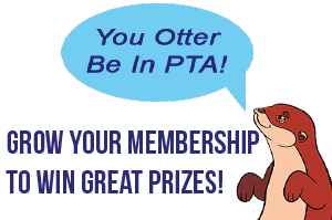 2018-2019 You Otter Be in PTA Homepage Tile